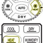 primo piano funzione heat